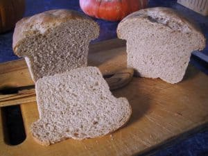 20% Bran plus rye simple pan bread, sliced