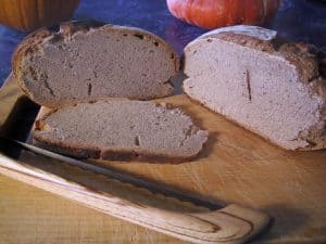 20% Braon plus rye, rye bread, sliced