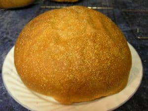 Harvest King Boule, unsliced