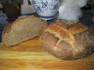 Wheat Montana Natural White Rye Bread