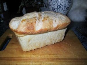 Wheat Montana Simple Pan Bread