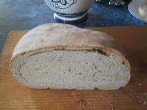 Sam's Club Bread Flour rye bread
