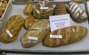 Breads from the sourdough class