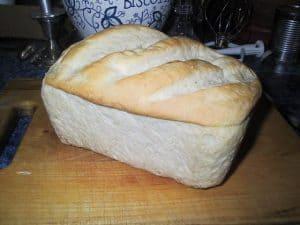 Hungarian Simple Pan Bread