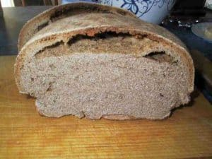 Hungarian Whole Wheat Rys