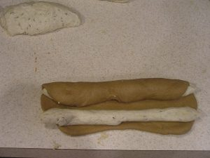 Two cigars of dough, wrapped in infinity!