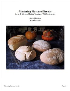 Mastering Flavorful Breads cover
