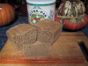 Nitro-Pak Red Wheat Simple Sourdough Pan Bread, Sliced