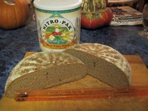 Nitro-Pak White Pain au Levain, Sliced
