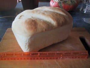 Pioneer Pan Bread