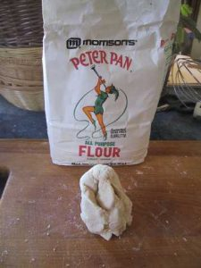 Peter Pan AP flour, 60% Hydration