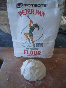 Peter Pan AP flour, 80% Hydration
