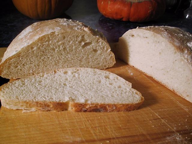Safeway Unbleached Flour Test Sourdough Home