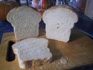 Safeway Simple Sourdough Pan Loaf, sliced