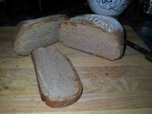 VitaSpelt Bohemian Rye, sliced