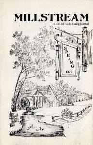 millstream magazine 1977 v1 n1 (Spring)